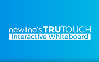 Newline's Interactive Whiteboard