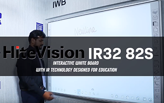 IWB – With IR Technology Design For Education