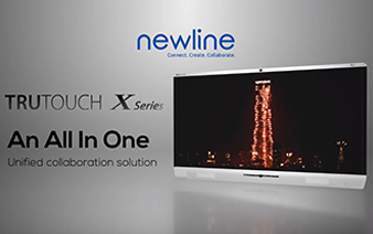 Newline's TRUTOUCH X Series