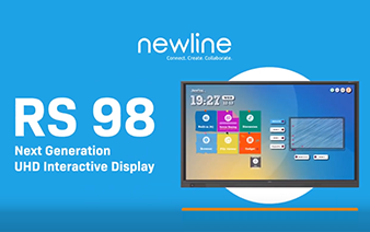 RS 98 – Next Generation UHD Interactive Display