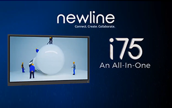Newline's I75 – An All-In-One Integrated Solution for Educational Institutions
