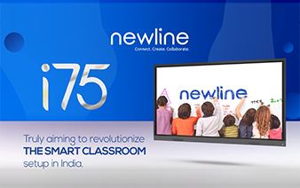 Newline I75 – Smart Classroom Interactive Display